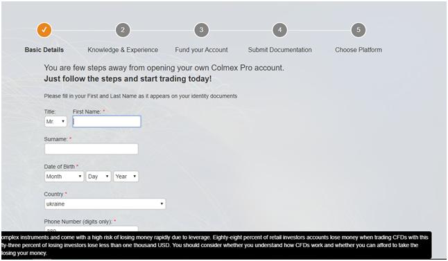 Экспертный обзор Colmex Pro и отзывы пользователей о работе брокера