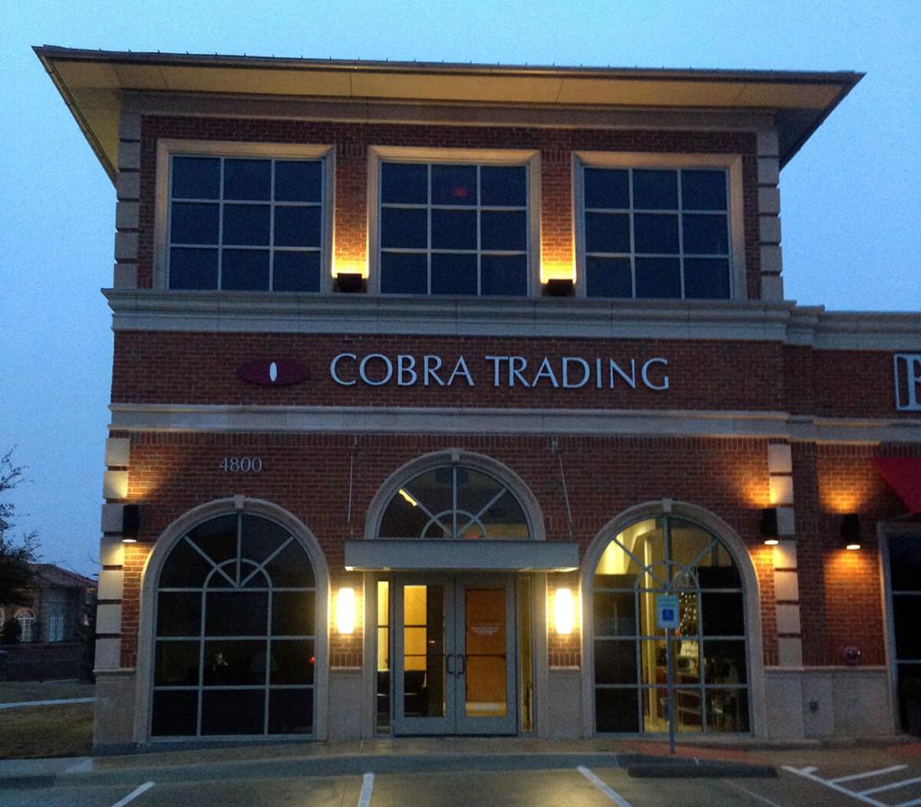 Подробный обзор, оценка деятельности Cobra Trading и отзывы о работе брокера