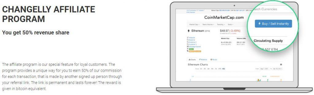 Обзор надежного обменника Changelly: условия работы и отзывы пользователей
